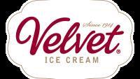 Velvet Ice Cream logo
